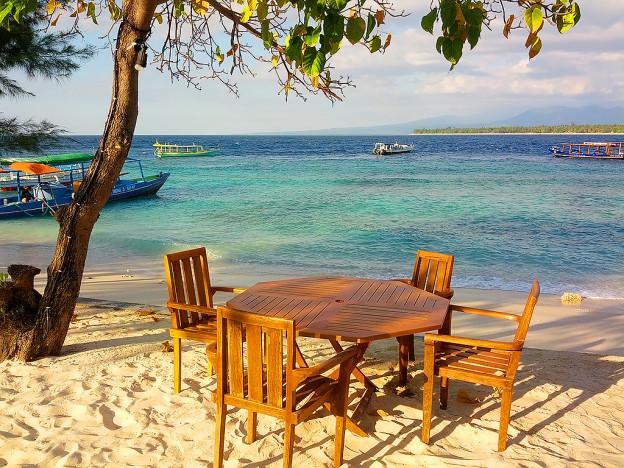 Вокруг острова Гили Мено, часть 2